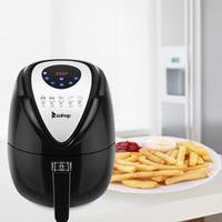 2.7L elétrica Air Fryer para fritar cozer pão Intelligent Elétrica sem fumaça Air Fryer Multifuncional Hot item