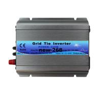 Freeshipping MPPT 기능 600W 그리드 타이 인버터 30V 36V 패널 60 72 셀 MPPT 순수 사인 웨이브 인버터 220V 출력