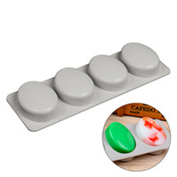 DIY Silicone Soap Mold for Handmade Soap Making Forms 3D Mou...