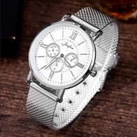 2019 Women Casual Watch Fashion Female Clocks Aluminum Band ...