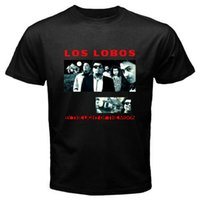 New Los Lobos By The Light Of The Moon Album Men' s Blac...