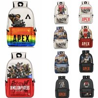 Apex legends backpack Respawn day pack New hero school bag G...