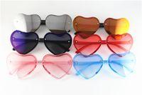 Reflektierende Herz Kinder Sonnenbrille Marke Designer Brille für Kinder Jungen Mädchen Mode Eyewares UV 400 Eyewares Gafas de Sol 3095