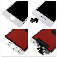 IPhone 5 5G Için LCD Ekran ekran Değiştirme Dokunmatik Ekran Digitizer Meclisi iphone 5 5G Için LCD LCD Ekran