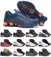 SHOX 2019 Cheap Mens 802 803 avenue shoes Nz di pallacanestro superiori di Uomini R4 Sneakers Chaussures Hombre uomo donna formatori Tn Size 40-46 RG01