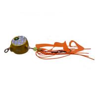 85G 105G Спиннер металлические приманка 3 цвета свинцовые головки ползунок юбка Snapper лещ соленая резина резиновые джиги грузки свинцовые джигровочные приманки