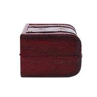 熱い販売マルチビンテージジュエリーネックレスブレスレットギフトボックス収納オーガナイザー木製ケースサイズ:15 * 11.5 * 8cmタイプ:タイプ1