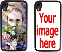 2D TPU XR Sublimation Phone Case For IPhone X +PC Xs Max Heat Diy Mobile Transfer Cover Smartphone Blank Iphone Vixlv