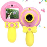 Creative Kids Camera Built- in Fun Selfie Photo Frame with 2 ...