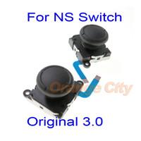 3.0 Version Ursprüngliche neue 3D-Joystick-Taste Analogsticks-Controller Thumbstick für NS-Schalter JoyCon Flexkabel
