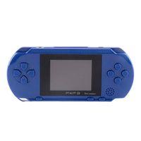 휴대용 게임 차일 게임 콘솔 콘솔 비디오 Gamed 플레이어 2 PXP3 소형 게임 카드 조이스틱 슬림 역 클래식과 함께