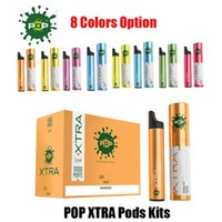 Newest POP Xtra Disposable Device Starter Kits Pre- filled 3....
