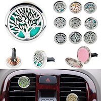 Car Perfume Clip Home Essential Oil Diffuser For Car Locket ...