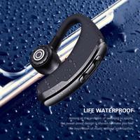 Schnurlose Headsets 5.0 Bluetooth-Kopfhörer P11 230mAh Earbuds freihändige Hörmuschel Noise Control Kopfhörer mit Mic für Treiber