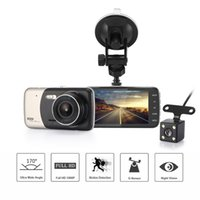 Dash Cam 4. 0 Inch IPS Screen Car DVR Car Camera T810 Oncam D...