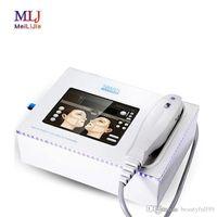 المحمولة آلة HIFU الجمال الذكية مصغرة HIFU إزالة التجاعيد شد الوجه الدهون في الجسم إزالة فقدان الوزن آلة التخسيس للمنزل وصالون