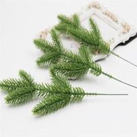Nova Árvore de Natal Criativa Simulação Decorativa Planta Arranjos de Flores Acessórios Árvores Artificiais Multi Tipos Venda Quente 1 2fy b1