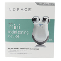 Nuface Mini Facial Massager Skin Care microcurrent Tools Cle...