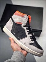2019 Release Authentic 1 Neutral Grey SP 19 HIGH OG 1s Man B...