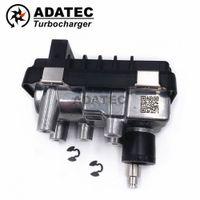 Salut-Q New Turbo 813100-4 057145874T Turbine électronique actionneur G84 G84 767649 6NW 009 550 Pour Audi A8 4.2 TDI 360 (D4) côté droit