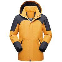 Fashion- CANDOMOM Heated Jacket Outdoors Therma Ciclismo Camping Lovers Abbigliamento Softshell Mantenere caldo cardigan giacche impermeabili