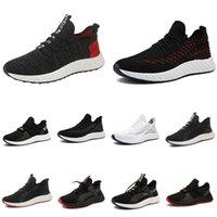 pattini correnti degli uomini chaussures Triple Nero Bianco hommes mens traspiranti preparatori atletici zapatos Sport Sneakers 39-44 Style 4 trasporto libero
