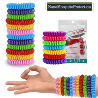 Mosquito Repellent Bracelets Hand Wrist Band Telephone Ring ...