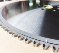 Sega Cermet freddo / Grinding sega circolare lama 285 * 2.0 * 60/285 * 2.0 * 72 taglio medio ghisa e acciaio dolce BS061-13 acciaio inossidabile