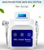 2020 New Style dermoabrasione Peeling macchina Aqua Peel Bio Ascensore Rf ultrasuoni macchina facciale Skin Deep di pulizia di serraggio Spa di trasporto