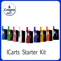 Icarts V2 Imini V2 Upgraded Version Starter Kits 650mAh Preh...