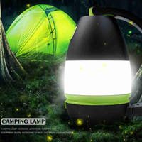 Lampes de table multifonction 3 en 1 LED Tente Lampe Camping Lumière d'urgence Accueil USB rechargeable Lanterns Portable ZZA2337