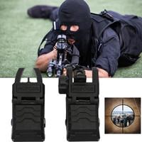Magorui taktisk flip up sight front back sight backup sight rapid gevär rts