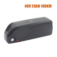 NEW High capacity 100KM rechargeable ebike Hailong li ion ba...