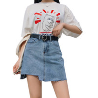 GUUZYUVIZ Plus Size Women Skirt Casual Chic Vintage A- line S...