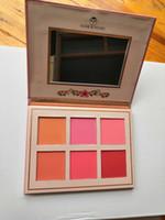 nuova marca Makeup6color blush bronzer al forno Cheek colori fard tavolozze, diverso fondamento colore