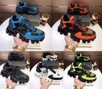 2020 Uomini New Top qualità di corrispondenza di colore serie capsula pattini casuali più recente piattaforma uomini Thunder Pizzo Cloudbust 19FW Sneakers sneakers di lusso