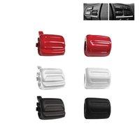 1pair / set Volante multifunción de coches de conmutación de rueda de coche Accesorios Botones de goma para 5/7 Serie GT F02 F10