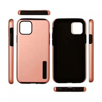 Dual Layer Slim Armor Combo Case for iphone X Xs XR 12 7 8 P...