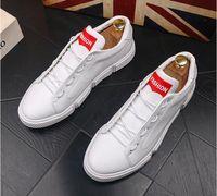 d635ef57bb Calçados masculinos outono novos pequenos sapatos brancos maré versão  coreana da tendência dos homens preguiçosos sapatos