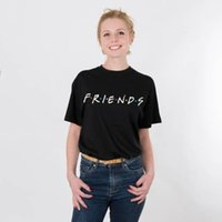 Female Printing Letter t shirt Women T- shirt Casual Funny Sh...