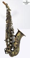 Hot Giappone Yanagisawa S-991 di alta qualità Nuovo curvo musica Sassofono soprano strumento Bb sax soprano professionale