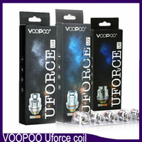 VOOPOO UFORCE Coil Head U2 0.4ohm U4 0.23ohm U6 U8 Replacement Coils For UFORCE Tank Atomizer 0266295