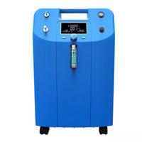 0.5L-5L-5L / min Générateur d'oxygène ajusté Home / Médical Oxygène Machine Oxygénatrice portable avec fonction d'atomisation pour 2 personnes à utiliser 220V