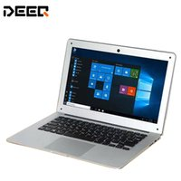 Free postage 14 pollici laptop In-tel Z8350 2 GB ROM 32 GB EMMC Windows10 sistema computer notebook ultrabook WIFI USB3.0