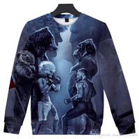 Mens khabib New Crewneck Hoodie Pullovers Autumn Spring 3D D...