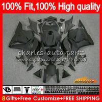 Injection OEM pour HONDA CBR 600RR CBR600RR 600F5 noir mat 74HC.16 600CC CBR 600 RR F5 09 10 11 12 CBR600 RR 2009 2010 2011 2012 Carénage