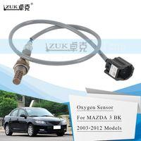ZUK avant arrière Oxygène O2 Lambda Air Feul Ratio capteur pour Mazda 3 M3 (BK) 1.4L 1.6L Axela 2003 2004 2005 2006 2007 2008 2009