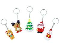 Pvc عيد الميلاد يونيكورن المفاتيح الرجال النساء مصمم هالوين سلاسل المفاتيح مصمم مجوهرات الأصدقاء الهدايا أعلى جودة شحن مجاني