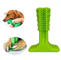 Dog Brushing Stick Small Dog Toothbrush Toy Puppy Tooth Heal...