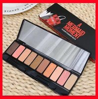 2019 New Face Makeup m palette A Mermaid Moment Eye Shadow M...